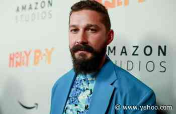 Shia LaBeouf Entered Another Emerging Screenwriters Contest – And Won - Yahoo Entertainment