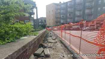 MONDOVI'/ Ripartono i cantieri: marciapiedi, rotonde e barriere architettoniche da abbattere - Cuneocronaca.it
