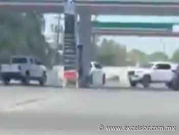 Captan balacera en gasolinera de Navolato, Sinaloa - Excélsior