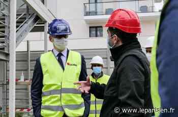 Saint-Germain-en-Laye : Bruno Le Maire lance le chantier de la reprise économique - Le Parisien