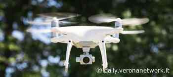 San Giovanni Lupatoto, aree verdi controllate con un drone - Daily Verona Network