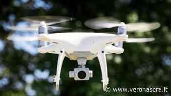 A San Giovanni Lupatoto si usa un drone per svolgere i controlli anti contagio sui cittadini - Verona Sera