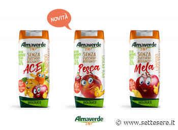 Alfonsine, Fruttagel lancia una nuova linea di bevande alla frutta per bambini col marchio Almaverde Bio - Settesere