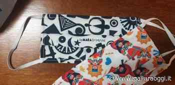 Calangianus, le mascherine con i colori della Sardegna fatte da Pasella - Gallura Oggi