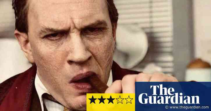 Capone review – Tom Hardy entertainingly feral as a gangster at the end of the road - The Guardian