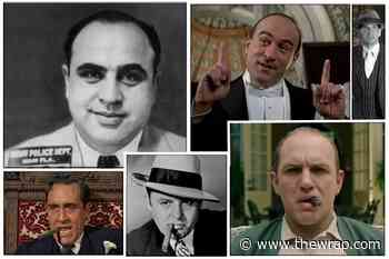 17 Actors Who've Played Al Capone: From Tom Hardy to Robert De Niro (Photos) - TheWrap
