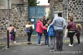 Retour en classe à Aurillac (Cantal) : « C'est la première fois que je suis content d'aller à l'école » - La Montagne