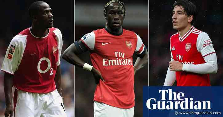 Celebrating Arsène Wenger's eclectic mix of right-backs at Arsenal