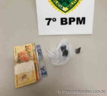 PM de Cruzeiro do Oeste apreende cocaína - Arial