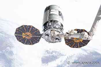 Space webcasts: Cygnus cargo ship departs the International Space Station