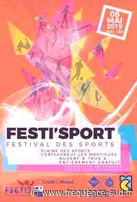 Festi'Sport - 08/05/2019 - Chateauneuf-Les-Martigues - Frequence-sud.fr - Frequence-Sud.fr
