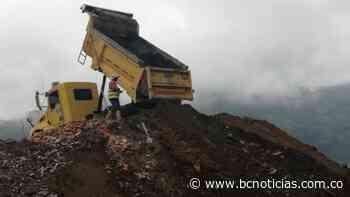Suspenden recepción de material en la escombrera Cachipay - BC NOTICIAS - BC Noticias