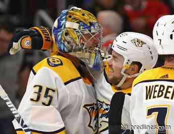 "Predators: Pekka Rinne Should Be a Lock to Win ""Goal of the Year"" Award"