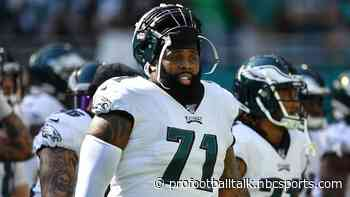 Jason Peters says he can play into his 40s