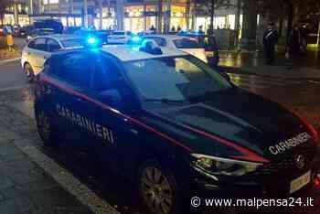 In fuga da Castellanza a Busto si schianta contro un'auto in sosta. Arrestato - malpensa24.it