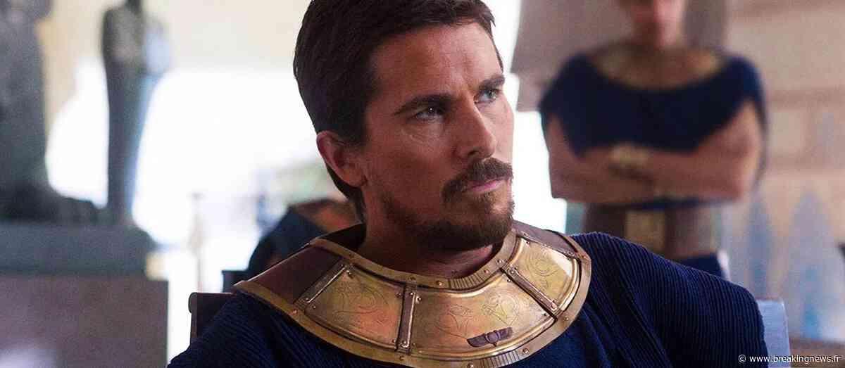 Thor combat Christian Bale dans le rôle d'Adam Warlock dans cette illustration. - Breakingnews.fr