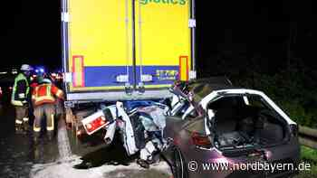 Tödlicher Unfall: 22-Jährige stirbt auf der A3 bei Altdorf - Nordbayern.de