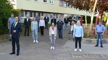 Gemeinderat in Helmstadt stellt sich in erster Sitzung neu auf - Main-Post