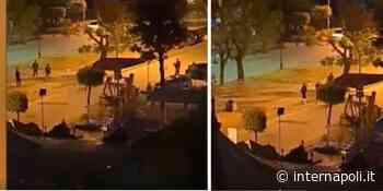 Partitella di calcio in strada a Villaricca, il video dei ragazzi ripresi a giocare - InterNapoli.it