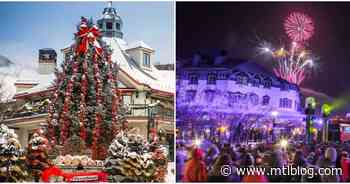 Mont Tremblant Free Christmas & New Years Eve Parties Are The Perfect Escape From Montreal - MTL Blog
