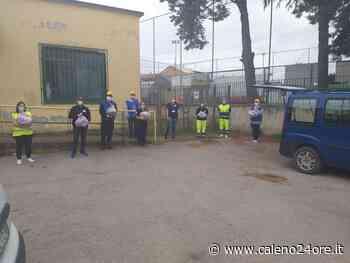 Covid19, l'associazione Cares Divina Odv dona beni agli indigenti di Pastorano - Notizie On line dai comuni dell'Agro Caleno