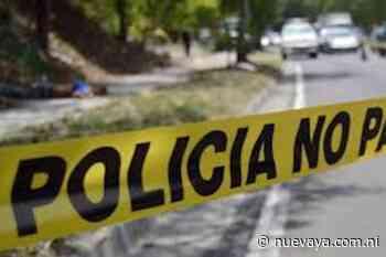Colisión de camioneta y microbús deja dos lesionados en Nagarote, León - La Nueva Radio YA