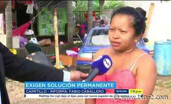 Noticias Varias familias han resultado afectadas por inundaciones en Caimitillo - TVN Panamá