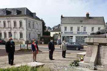 Saint-Romain-de-Colbosc. Le 8 mai commémorédans un contexte particulier - Le Courrier Cauchois