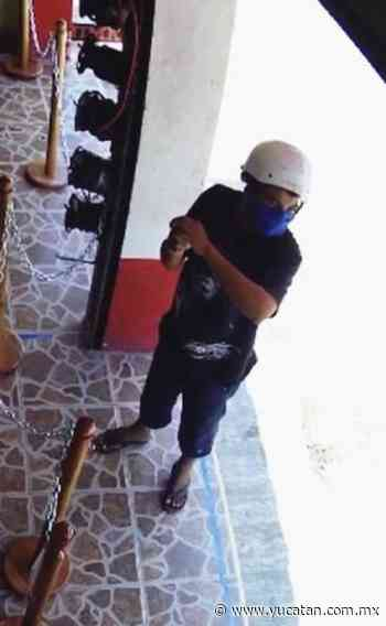 Atrapan a ladrón en Peto - El Diario de Yucatán