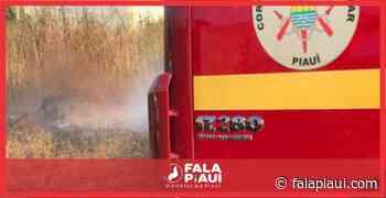 Princípio de incêndio em residência é registrado no bairro Morada Nova, em Picos - Fala Piauí