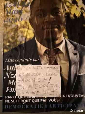 Municipales 2020. Aubin Nzouetoum, cible d'insultes racistes à Moissy-Cramayel - actu.fr