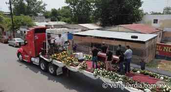 Despiden en Nueva Rosita con caravana, flores y música a José Luis Garza, fundador del Grupo Flash - Vanguardia MX