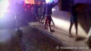"""Polícia Militar acaba com mais uma edição do """"Corona Fest"""" em Brumado; cidade tem oito casos confirmados da doença - Voz da Bahia"""