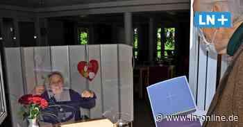 Corona / Ratzeburg - Diamantene Hochzeit in Ratzeburg: Liebe geht auch durch Plexiglas - Lübecker Nachrichten