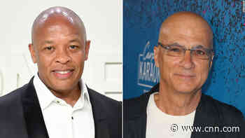 Dr. Dre and Jimmy Iovine are donating free meals to families in Compton - CNN