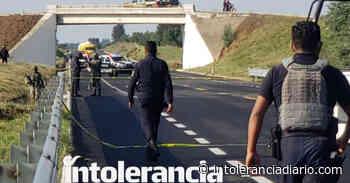 Hallan cuerpo sin cabeza en San Mateo Calpultitlan, Huejotzingo - Intolerancia Diario