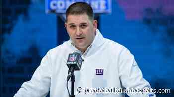 """Giants """"planning for all sorts of hypotheticals"""" regarding training camp"""