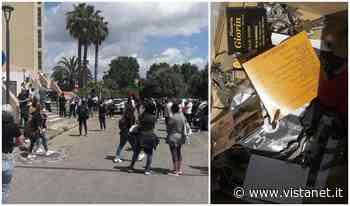 Assemini: protesta dei commercianti, le chiavi al Comune | Cagliari - vistanet