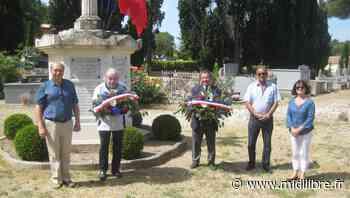 Montferrier-sur-Lez : une cérémonie du 8-Mai confinée - Midi Libre