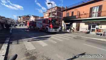 Pescheria in fiamme al centro di Tor Lupara - Tiburno.tv Tiburno.tv - Tiburno.tv