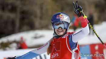 Dominio elvetico nello skicross a San Candido - RSI Radiotelevisione svizzera - RSI.ch Informazione