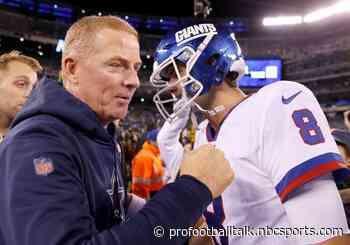 Giants offense will be similar to Jason Garrett's in Dallas