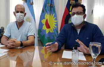 Seis casos sospechosos y 109 personas aisladas en Chacabuco - Diario Democracia