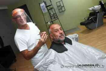 Monistrol-sur-Loire : Bruno Romeyer rouvre un salon de coiffure - La Commère 43