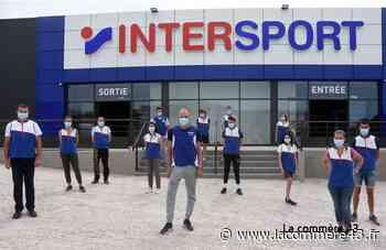 Monistrol-sur-Loire : découvrez mercredi le nouvel Intersport, deux fois plus grand - La Commère 43