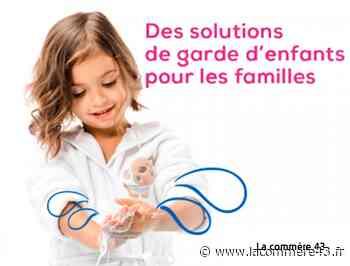 Monistrol-sur-Loire : des solutions de garde d'enfants pour les familles avec O2 - La Commère 43