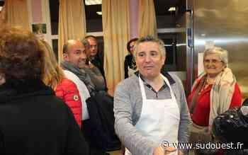 Monein : le chef de la cuisine centrale invité de la radio Europe 1 - Sud Ouest