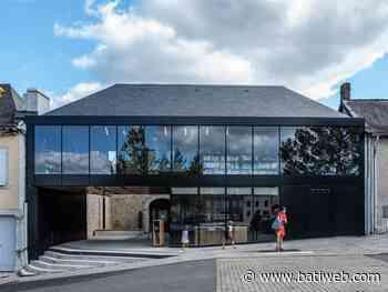 La nouvelle médiathèque à Monein Communiqués | 15.04.20 - Batiweb.com