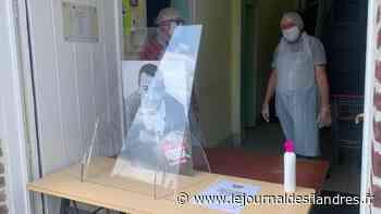 Générosité : Wormhout: les bénévoles des Restos du cœur font face au coronavirus - Le Journal des Flandres