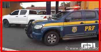 PRF prende condutor e recupera veículo roubado na BR 343 em Piripiri - GP1
